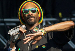 Snoop Lion - booking information
