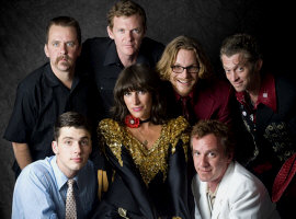 Squirrel Nut Zippers - booking information