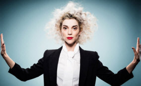 St. Vincent - booking information