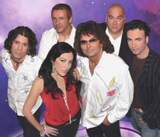 Starship starring Mickey Thomas - booking information