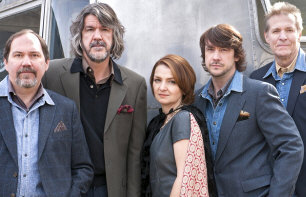 The SteelDrivers - booking information