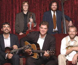 Steep Canyon Rangers - booking information