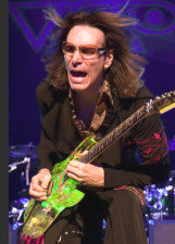 Steve Vai - booking information