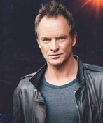 Sting - booking information