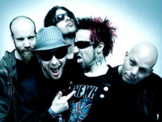 Stone Sour - booking information