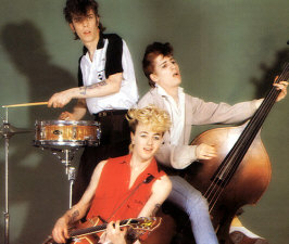 The Stray Cats - booking information