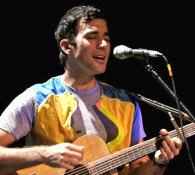 Sufjan Stevens - booking information