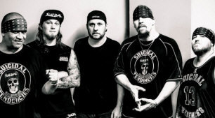 Suicidal Tendencies - booking information