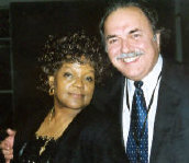 Pastor Shirley Caesar with Richard De La Font - booking information