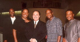 The Stylistics with Richard De La Font - booking information