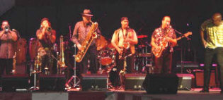 Tower of Power - booking information