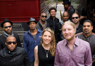 Tedeschi Trucks Band - booking information