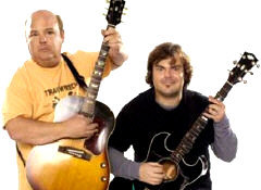 Tenacious D - booking information