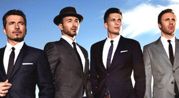 The Tenors - booking information