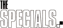 The Specials - booking information