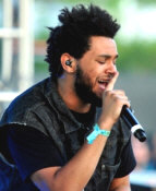 The Weeknd - booking information