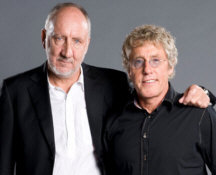 The Who - booking information