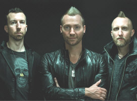 Thousand Foot Krutch - booking information