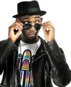 Tinie Tempah - booking information