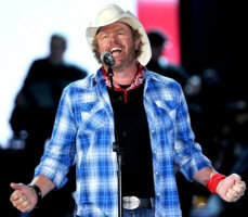 Toby Keith - booking information