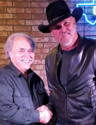 Richard De La Font with Trace Adkins