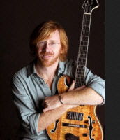 Trey Anastasio - booking information