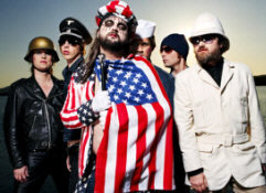 Turbonegro - booking information