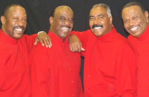 The Tymes - booking information