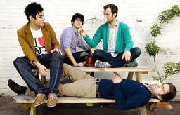 Vampire Weekend - booking information