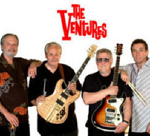 The Ventures - booking information