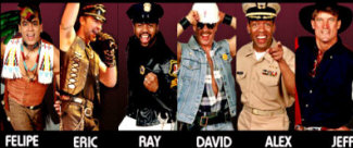 The Village People - booking information