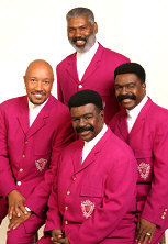 The Whispers - booking information