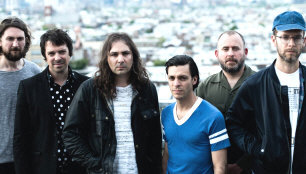 War on Drugs - booking information