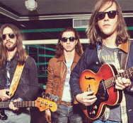 The Whigs - booking information