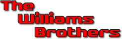 The Williams Brothers - booking information