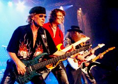 World Classic Rockers - booking information