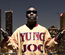 Yung Joc - booking information