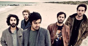 Young the Giant - booking information
